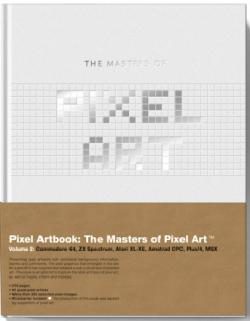 The Masters of Pixel Art 2: Commodore 64, ZX Spectrum, Atari mm.