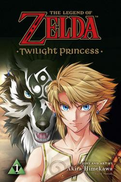 The Legend of Zelda Twilight Princess Vol 1