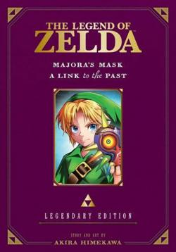 The Legend of Zelda Legendary Edition Vol 3
