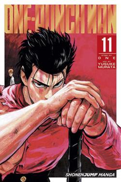 One-Punch Man Vol 11