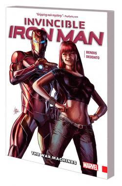 Invincible Iron Man Vol 2: War Machines
