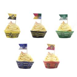 Harry Potter Cupcake Accessories Set
