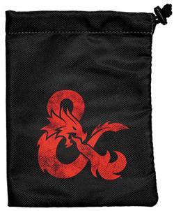 Dice Bag: Dungeons & Dragons Treasure Nest