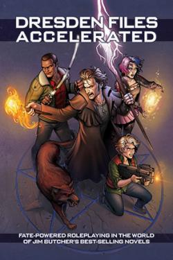 The Dresden Files RPG Accelerated