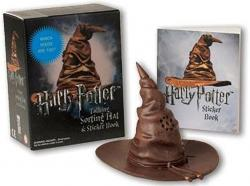Kit: Harry Potter - Sorting Hat and Sticker Book