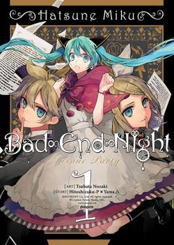 Hatsune Miku: Bad End Night Vol 1