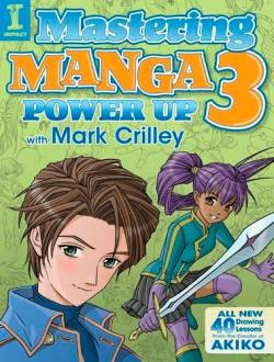 Mastering Manga 3: Power Up