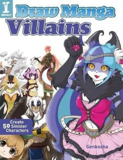 Draw Manga Villains