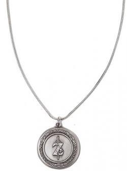 Legend of Zelda Breath of the Wild Pendant & Necklace Logo