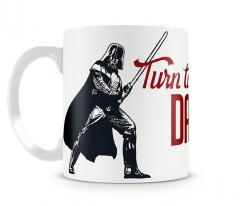 Darth Vader Turn To The Dark Side Coffee Mug
