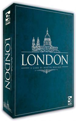 London: Second Edition Boardgame