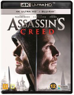 Assassin's Creed (4K Ultra HD+Blu-ray)