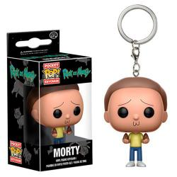 Morty Pop! Vinyl Figure Keychain