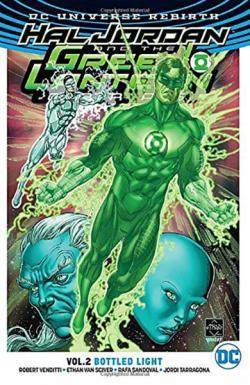 Hal Jordan and the Green Lantern Corps Rebirth Vol 2
