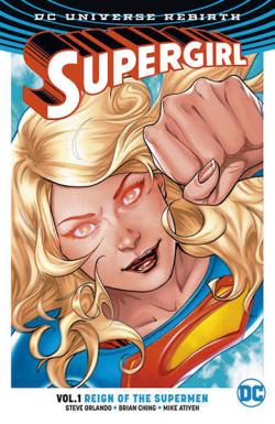 Supergirl Rebirth Vol 1: Reign of the Cyborg Supermen