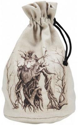 Dice Bag: Forest Ent Beige/Black