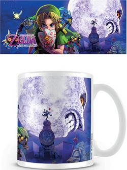 Legend of Zelda Majora's Mask Moon Mug