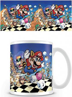 Super Mario Art Coffee Mug