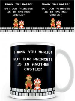 Super Mario Another Castle Coffee Mug