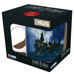 Harry Potter Hogwarts 320ml Mug