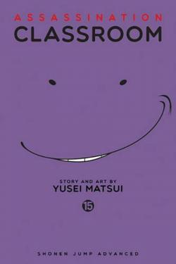 Assassination Classroom Vol 15