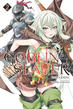 Goblin Slayer Light Novel 2