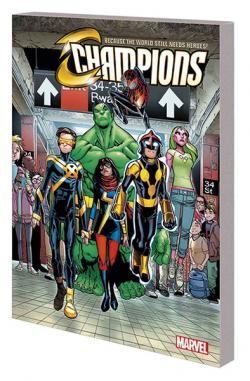 Champions Vol 1: Change the World