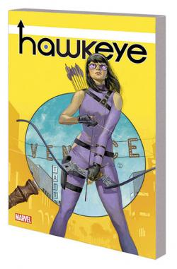Hawkeye Kate Bishop Vol 1