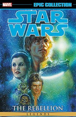 Star Wars Legends Epic Collection: The Rebellion Vol 2