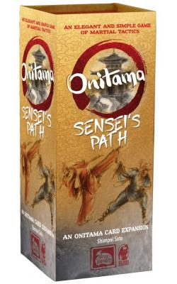 Onitama - Sensei's Path Expansion