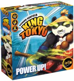 King of Tokyo 2nd Edition - Power Up Expansion