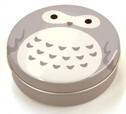 Beverly Animals memo can Owl