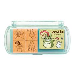 My Neighbor Totoro mini stamp set 011