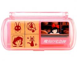Kiki's Delivery Service mini stamp set 008