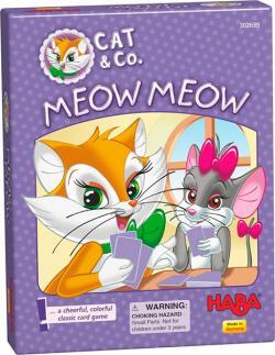 Cat & Co: Meow Meow