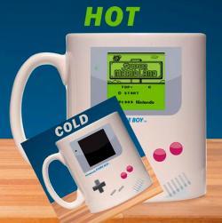 Game Boy Heat Change Mug Super Mario Land