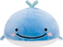 JinbeSan Little Whale Plush: Small Super Soft