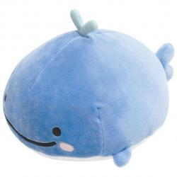 JinbeSan Little Whale Plush: Medium Super Soft