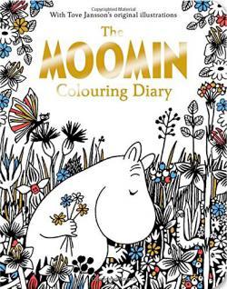 Moomin Colouring Diary