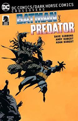 DC/Dark Horse: Batman vs Predator