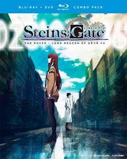 Steins Gate The Movie Load Region of Deja Vu