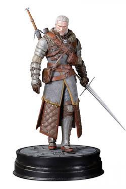The Witcher 3 Wild Hunt PVC Statue Geralt Grandmaster Ursine 24 cm