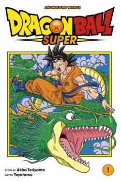 Dragonball Super Vol 1