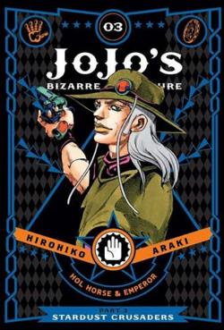 Jojo's Bizarre Adventure Stardust Crusaders Vol 3