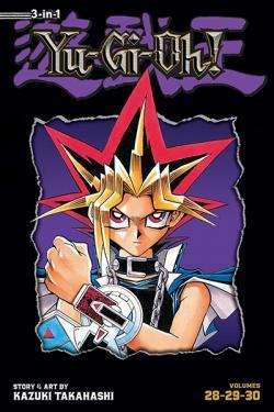 Yu-Gi-Oh 3-in-1 Vol 10