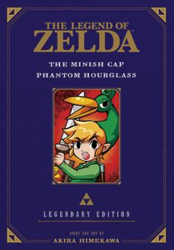 The Legend of Zelda Legendary Edition Vol 4