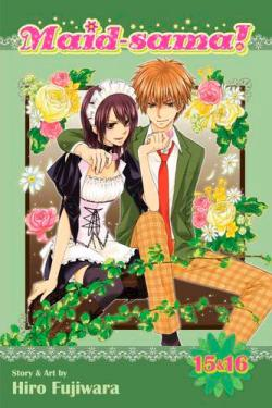 Maid Sama 2-in-1 Vol 8