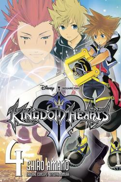 Kingdom Hearts II Vol 4