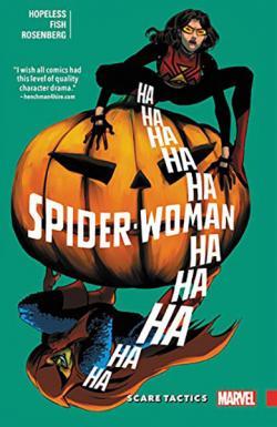 Spider-Woman Vol 3: Scare Tactics