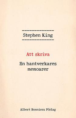 Att skriva: En hantverkares memoarer